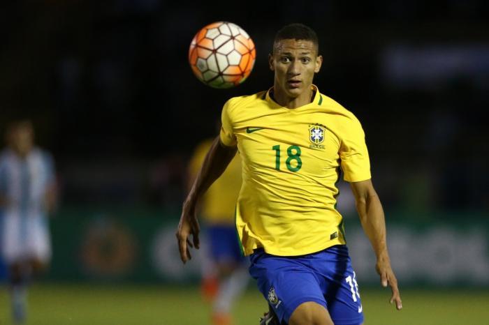 Atacante Richarlison, ex-Fluminense é alvo de negociação do Barcelona