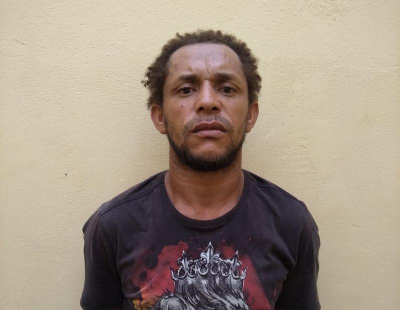 Acusado de estuprar menor de 13 anos é preso no PI