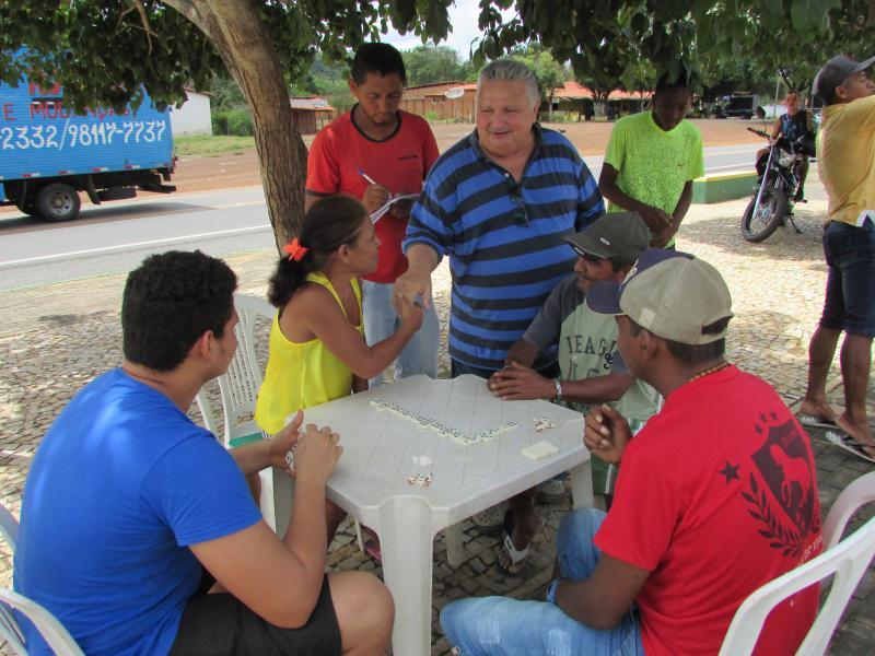 Confira  a programação do primeiro dia da semana em Lagoinha do Piauí