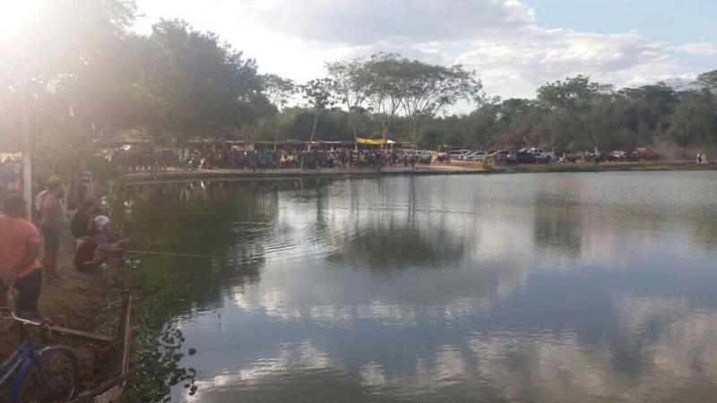 Tragédia em Agricolândia 02 morrem afogados na Lagoa da Baixa