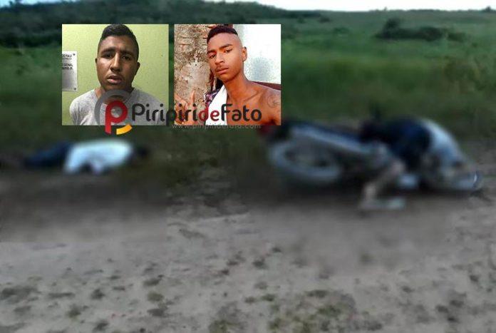 Duas pessoas são mortas em Piripiri