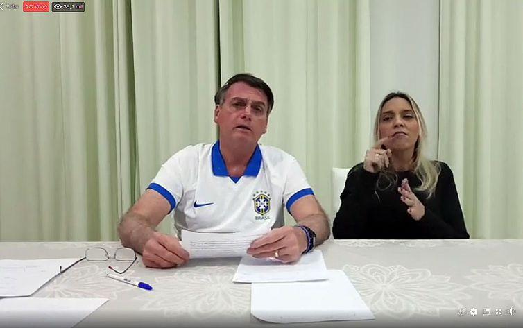 Bolsonaro fala que contratos de patrocínios da Petrobras vão ser revistos