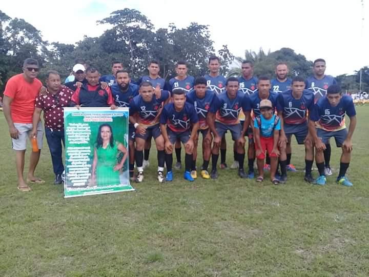 Vasco de Cabeceiras vence o Campeonato de Futebol da Tocaia