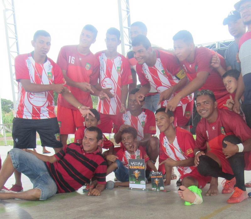Atlético Vermelhense vence o Galácticos na final da copa Cocais de futsal