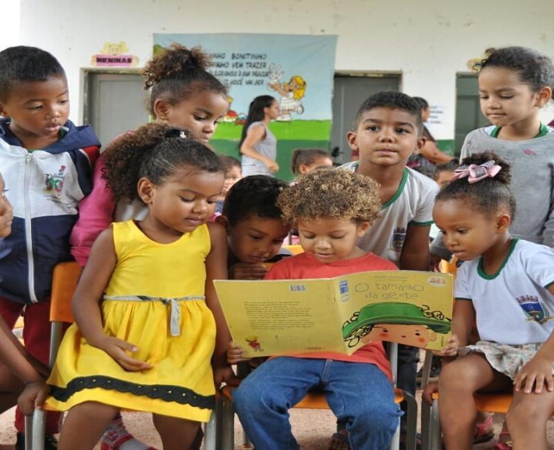 Projeto PicoLer estimula a leitura e a imaginação dos alunos