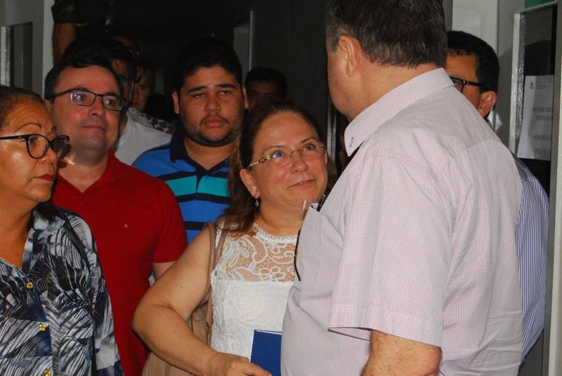 Secretário Estadual de Saúde Faz Visita em Uruçuí