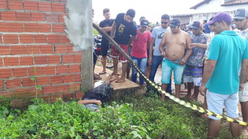 Dois jovens são perseguidos e assassinados a tiros em Luzilândia