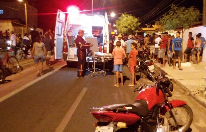 Idoso morre após colidir moto em caminhão no Piauí