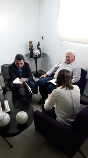 Prefeito Professor Ribinha fala sobre reportagem exibida na Rede Globo