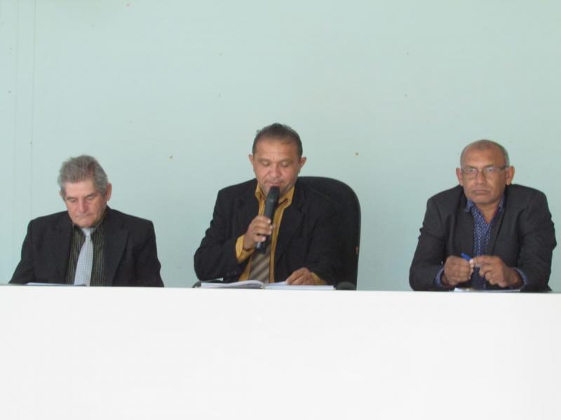 Câmara de vereadores realiza seção extra para votação do icms ecológico