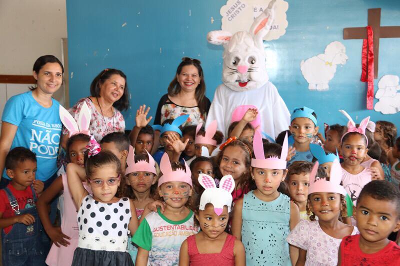 Escolas de Água Branca recebem atividades culturais