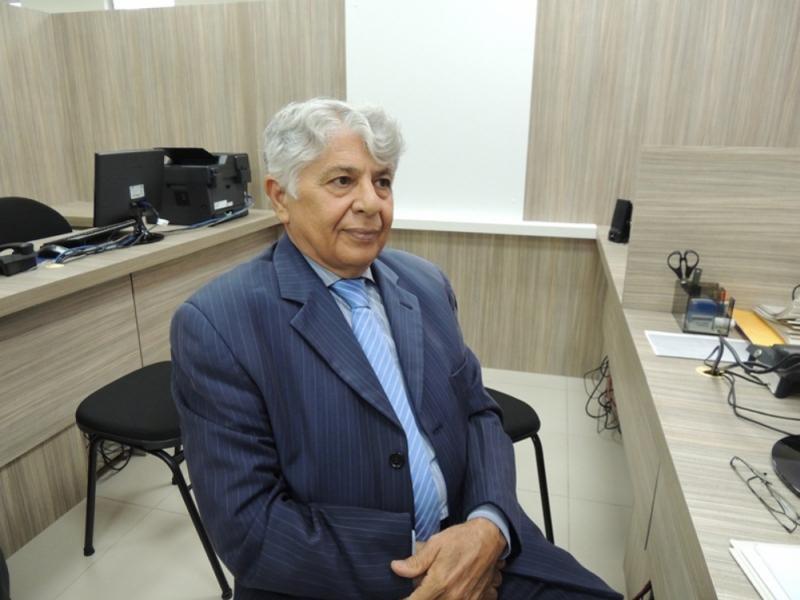 Advogado Antonio Sarmento concorre a vaga no CNJ