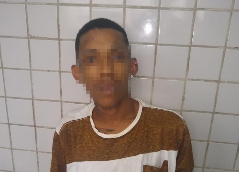 Bandido realiza assalto e atira contra as vítimas em Teresina