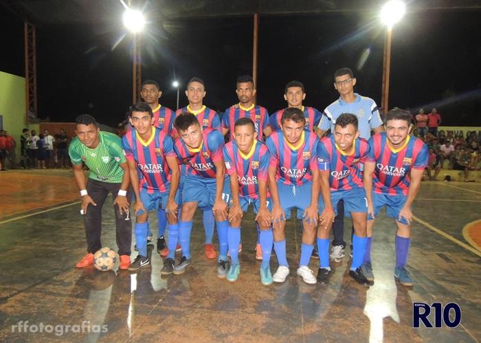 Semifinais da IV Liga Campolarguense de Futsal neste último final de semana