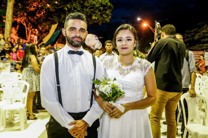 Abertas as inscrições para casamento comunitário da Cidade Junina