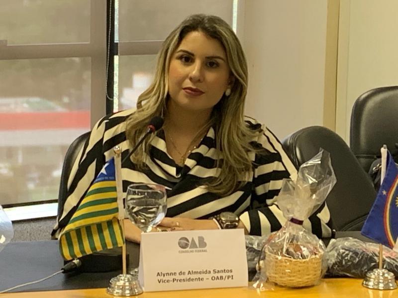 Vice presidente representa OAB Piauí em encontro no Conselho Federal da OAB