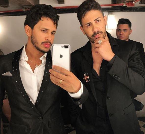 Carlinhos Maia e Lucas são convidados a participar de desfile de moda