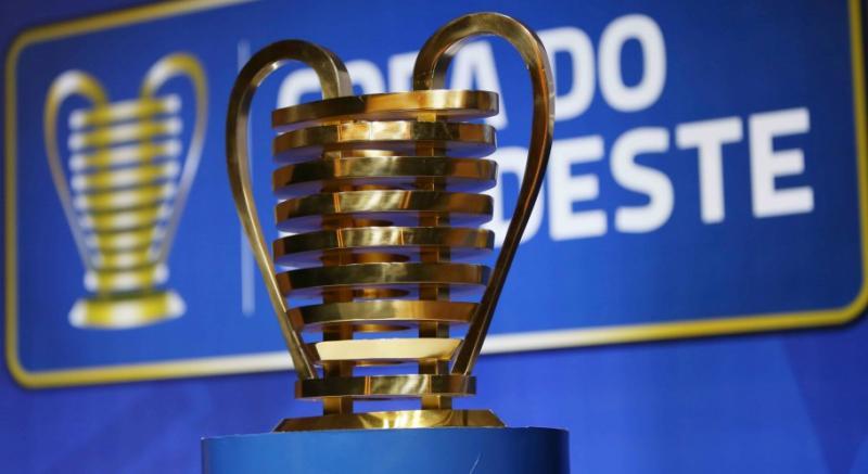 CBF realizará nesta quarta o sorteio da Pré-Copa do Nordeste 2020