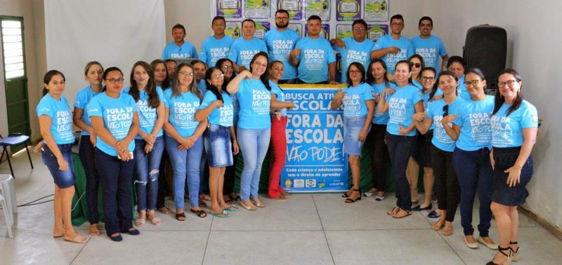 Belém do Piauí lança projeto de inclusão escolar