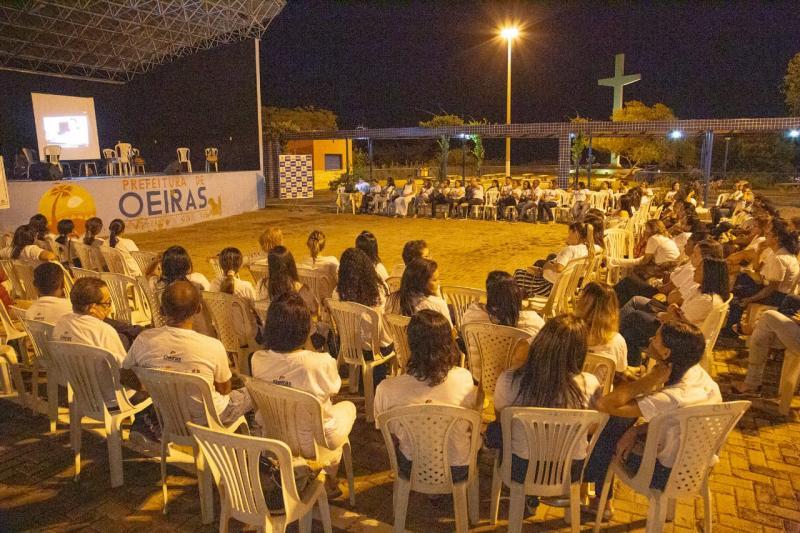 Educação lança Projeto IDEB 2019 em Oeiras