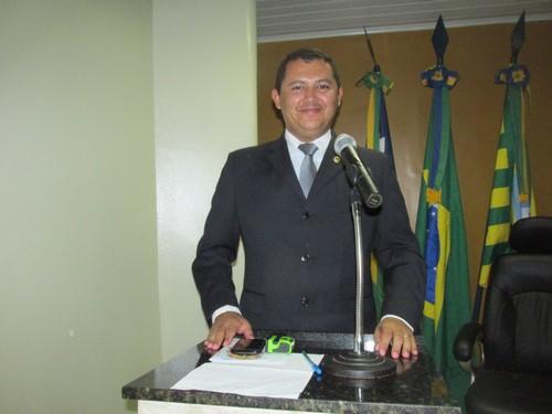 Hoje é aniversário do Vereador Adão Moura