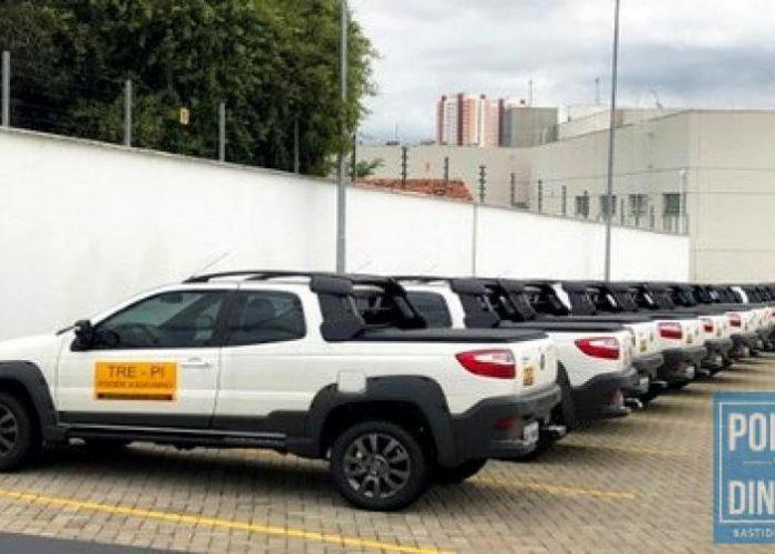 TRE-PI entregará 29 veículos em 15 municípios, Gilbués está na lista