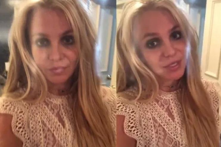 Após internação, Britney Spears se pronuncia e tranquiliza fãs