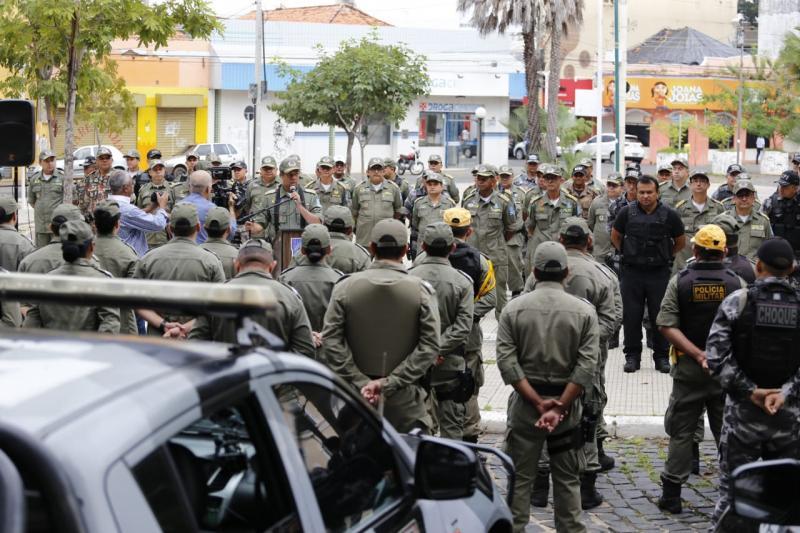 Polícia realiza operação Tiradentes III em todo o Piauí