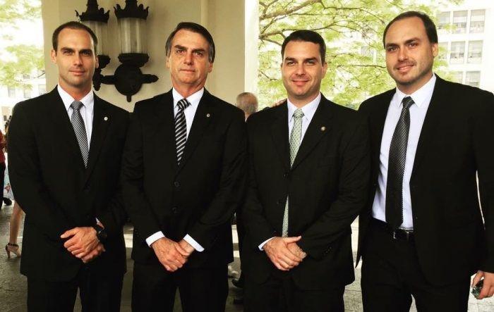 Recriação da UDN: família Bolsonaro já articula a saída do PSL