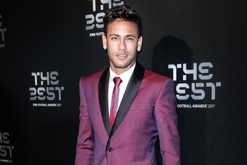 Neymar é o quinto atleta mais bem pago do mundo