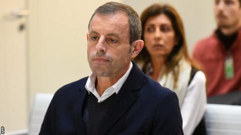 Ex-presidente do Barcelona é absolvido de escândalo com a CBF