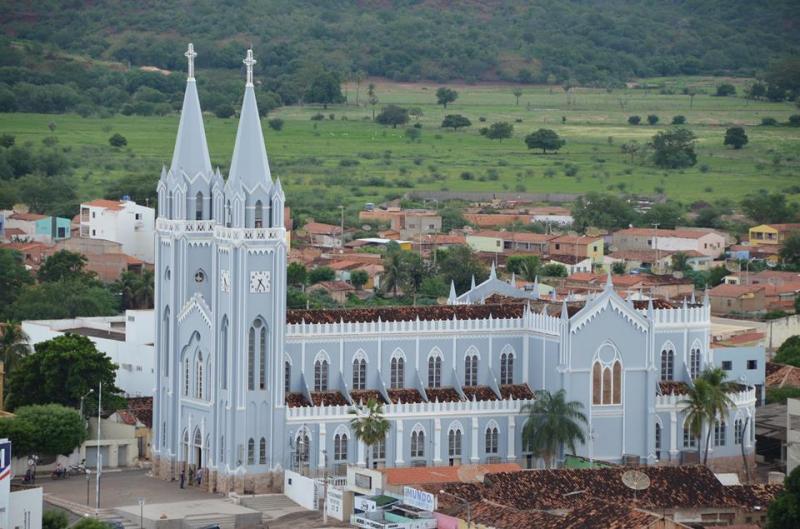 Promotora determina a suspensão de obras na Catedral de Picos