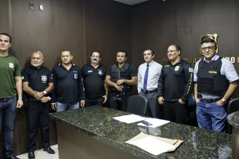Operação #PC27 resulta em 46 prisões no Piauí