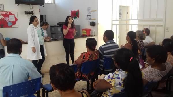 Saúde de Colônia do Gurgueia faz acompanhamento de hipertensos e diabetes