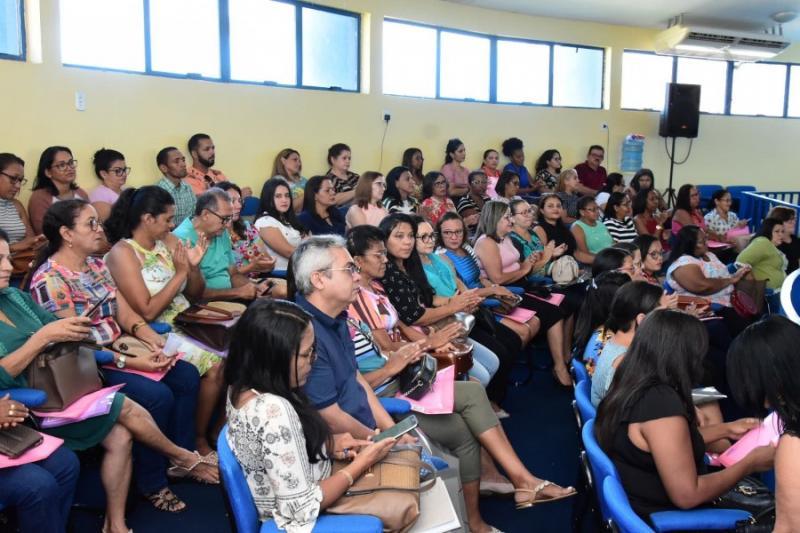 Audiência Pública apresenta Proposta Curricular da Rede Municipal de Ensino