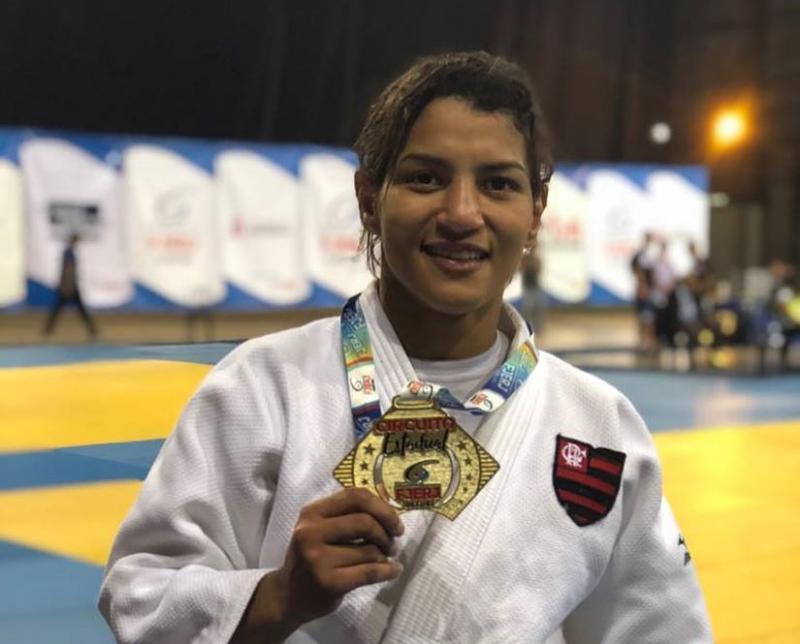Judoca Sarah Menezes disputará Campeonato Pan-Americano
