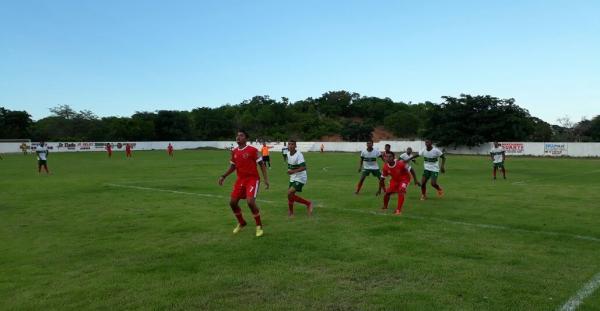 Curral Novo vs Assentamento FC se enfrentam na 2ª rodada do campeonato
