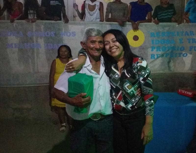 Colônia do Gurgueia: secretaria de Assistência Social promove festa para idosos
