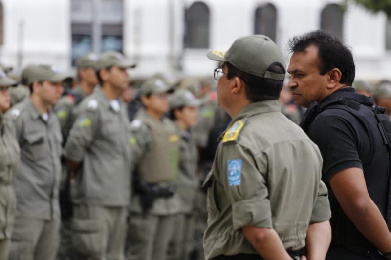 Operações resultam em 98 prisões em todo o Piauí