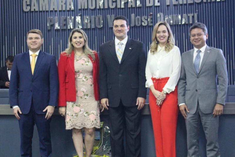 Câmara municipal de Teresina celebra 87 anos da OAB Piauí
