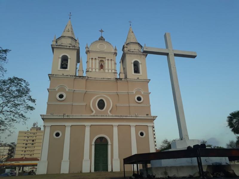 Campanha é lançada para reforma da igreja São Benedito em Teresina