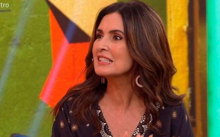 Ao vivo, entrevistado pergunta se Fátima Bernardes está casada com Bonner