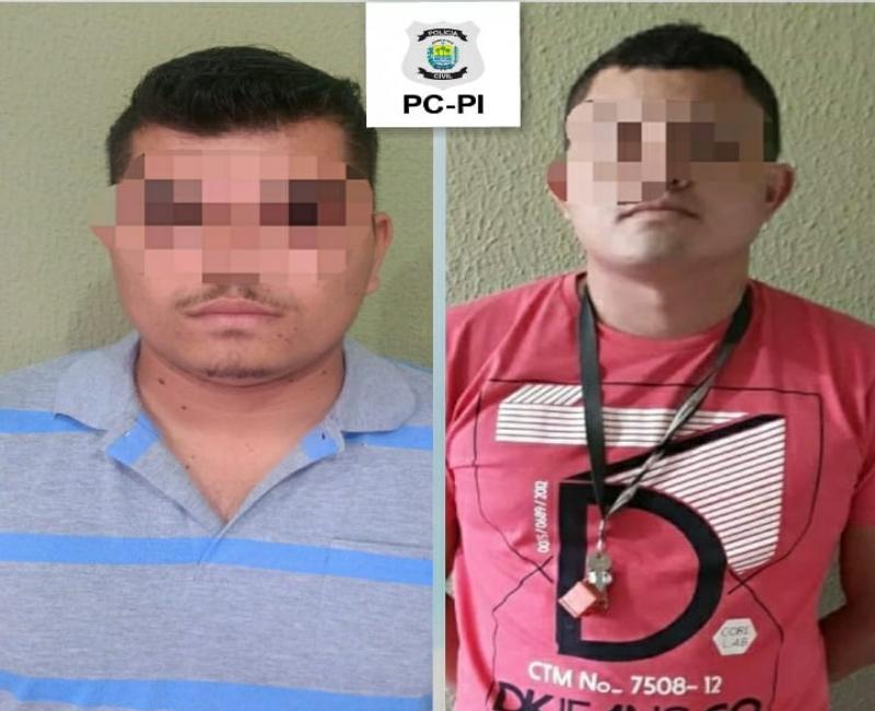 Acusado de homicídio é preso no município de Piripiri