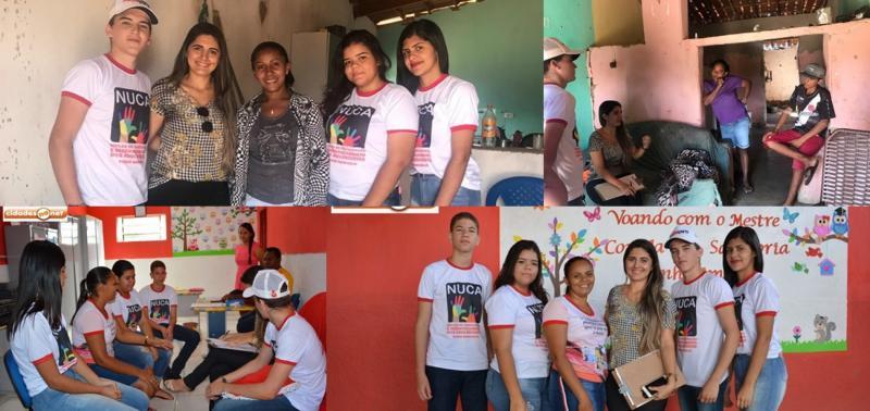 NUCA promove ações de inclusão escolar em Padre Marcos