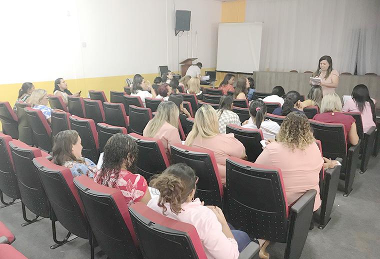 Prefeitura de Timon inicia organização da V Semana do Bebê