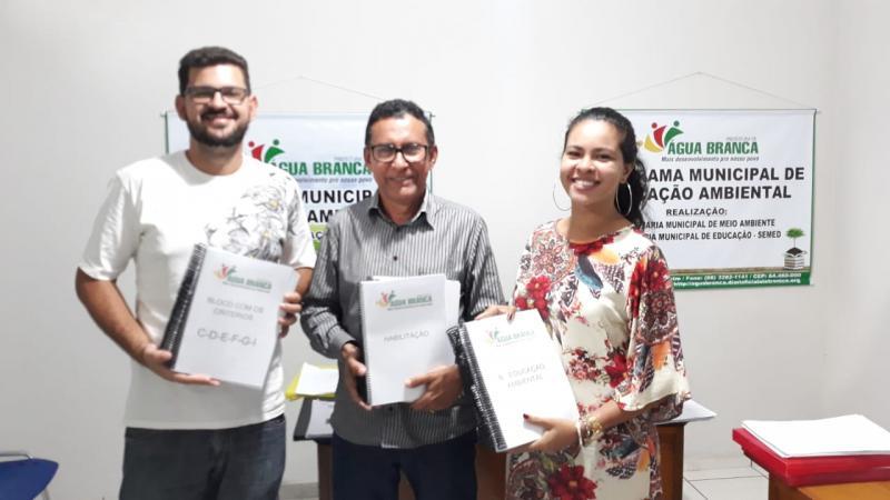 Secretaria Municipal de Meio Ambiente finaliza a entrega ICMS Ecológico