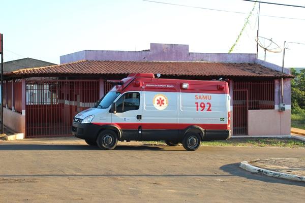 SAMU de Colônia do Gurgueia ganha ambulância nova