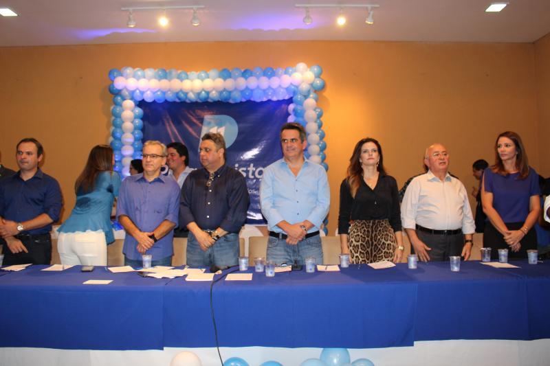 PP filia novas lideranças e se torna um dos maiores partidos do Piauí