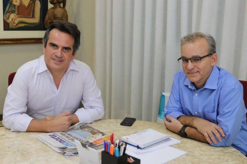 Firmino Filho comenta sobre filiação ao PP de Ciro Nogueira