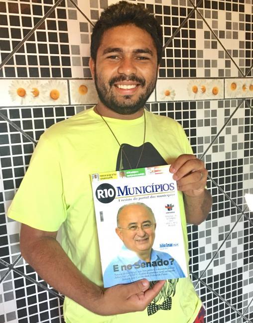 Conheça um pouco sobre Junior Freitas de Campo Largo do Piauí